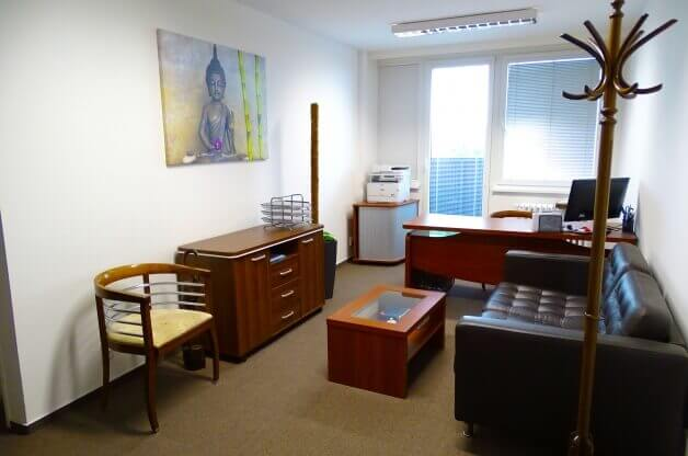 Kanceláře v centru Hradce Králové