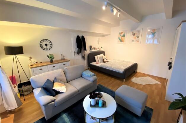 Klidný byt v centru