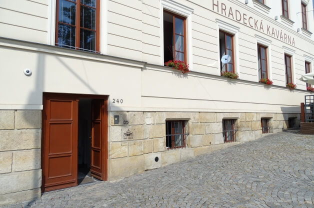 komerční prostor v centru Hradce Králové