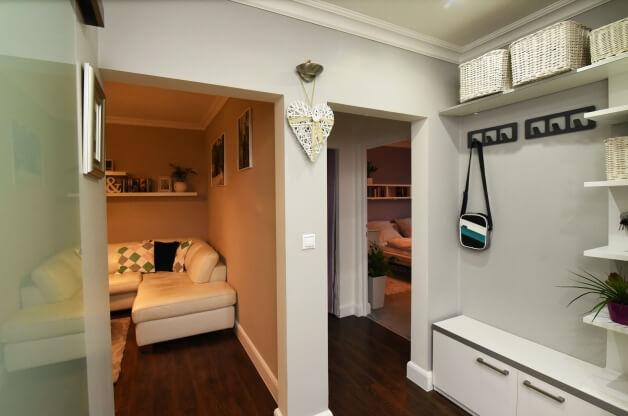 Útulnýá byt 2+1