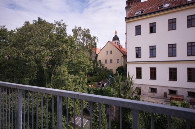 Pokrovní byt s krásným výhledem