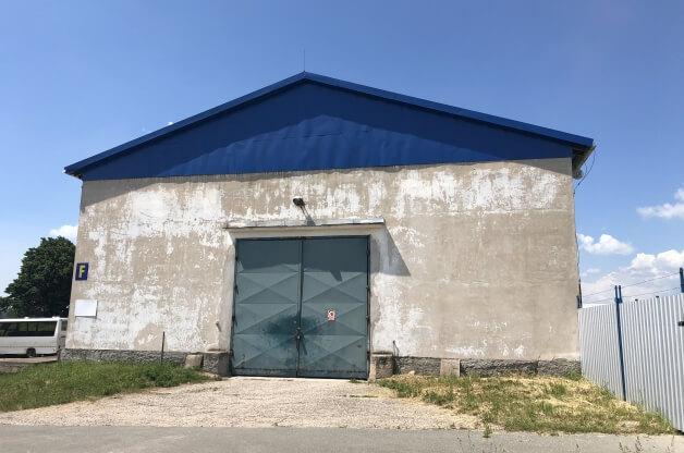 Pronájem výrobní haly