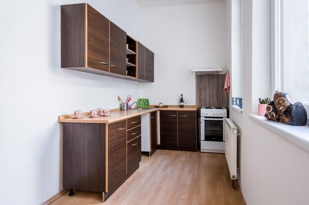 Pronájem zděného bytu 2+1