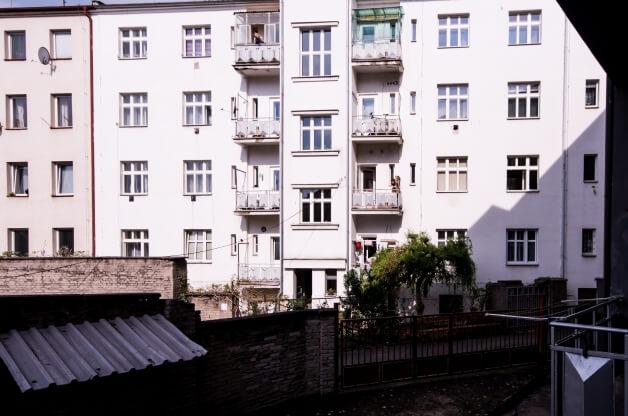 Pronájem zděného bytu 2+kk s klimatizací