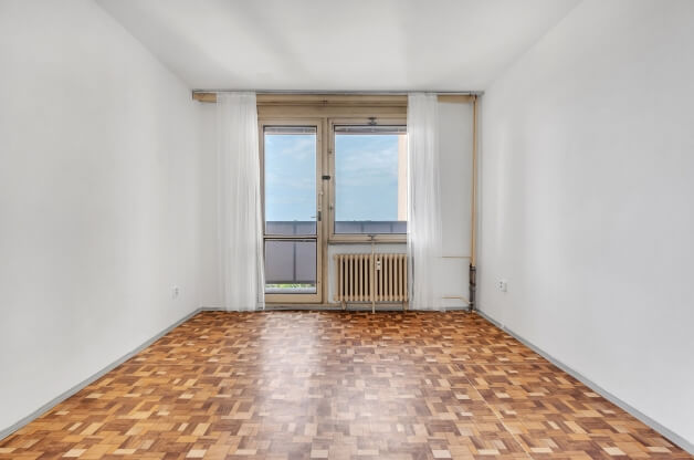 prostorný byt 3+1