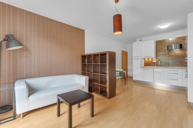 Útulný byt v centru 2+kk