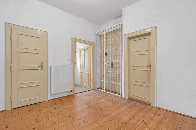 Zděný byt 2+1