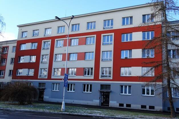 Zděný byt v centru města