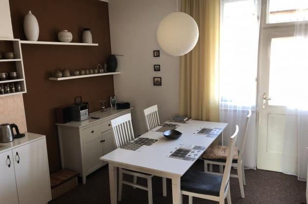 Zděný byt 3 + kk v ul. Resslova