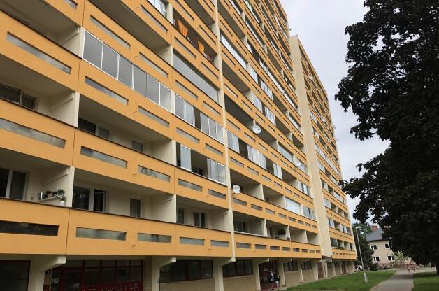 Zrekonstruovaný byt 3+1